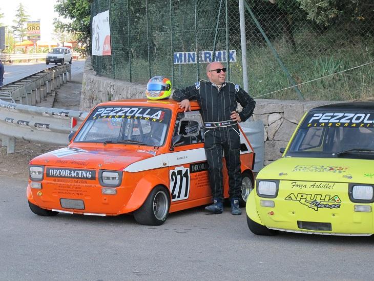 Giuseppe Savoia team Pezzolla