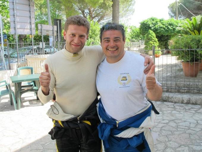 Vincenzo Pezzolla e Vito Licciulli