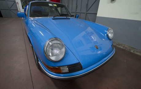Porsche Targa 911 S epoca 1
