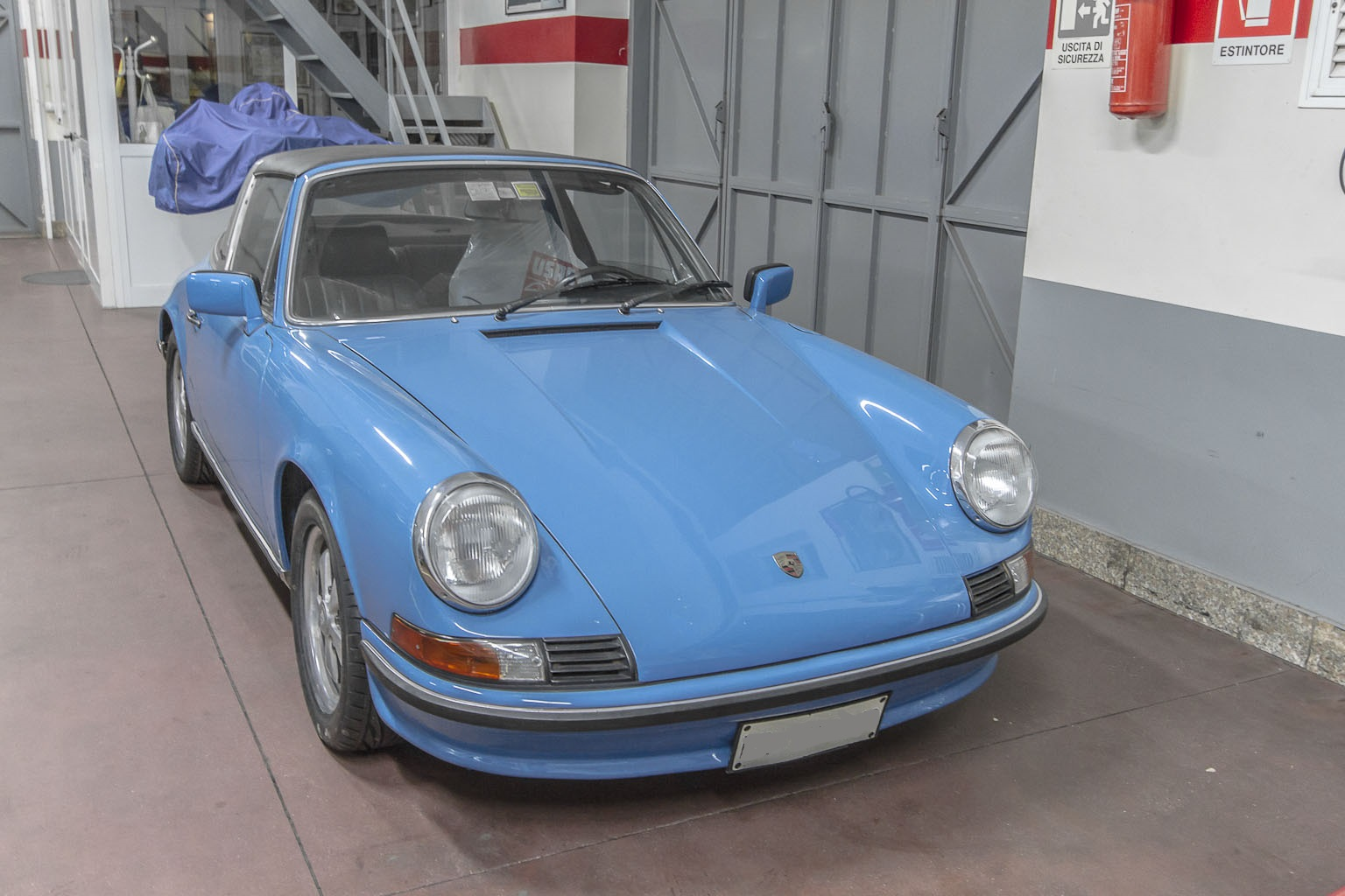 Porsche Targa 911 S epoca 2