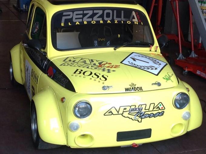 Pezzolla campione 2013