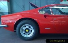 Ferrari Dino GT 246 del 1972 Officina Pezzolla