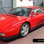 Ferrari 348 officina Pezzolla