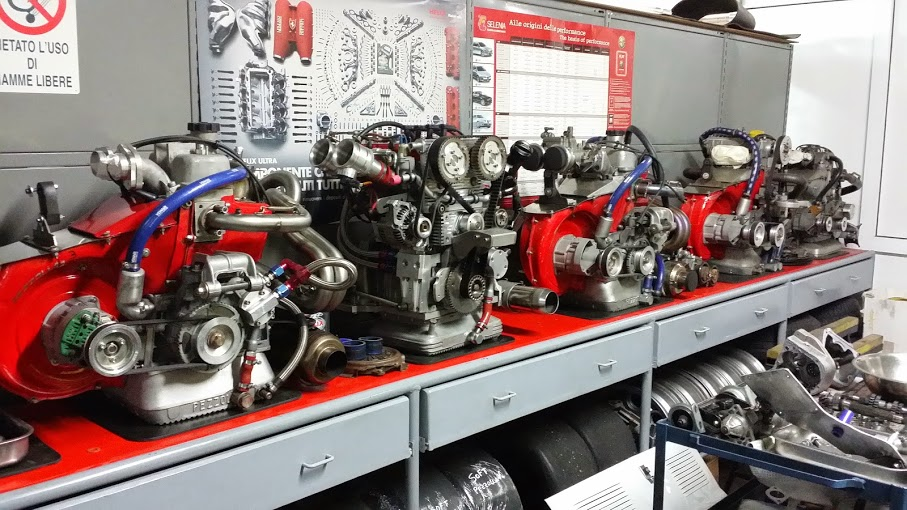 Motore 500 pezzolla
